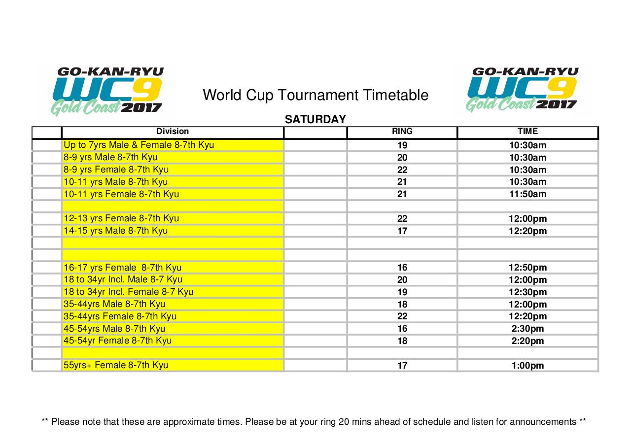 Event Listing Times World Cup 2017.pdf - page 1/5