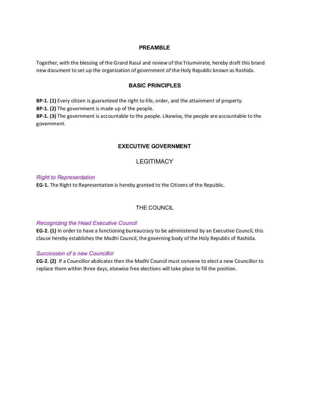 The Constitution of The Holy Republic of Rashida.pdf - page 2/7