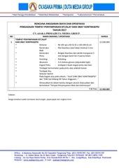 harga rab lemari tempat kit juknis dak bkkbn t a 2017