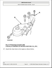 PDF Document 2003 2007 engine mount removal