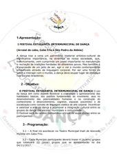 PDF Document edital i festival estudantil intermunicipal de dan a