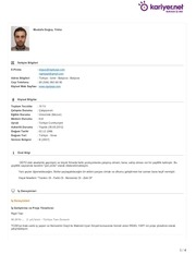 PDF Document cv mustafa dogus yildiz