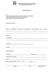 PDF Document modelo requerimento eventos
