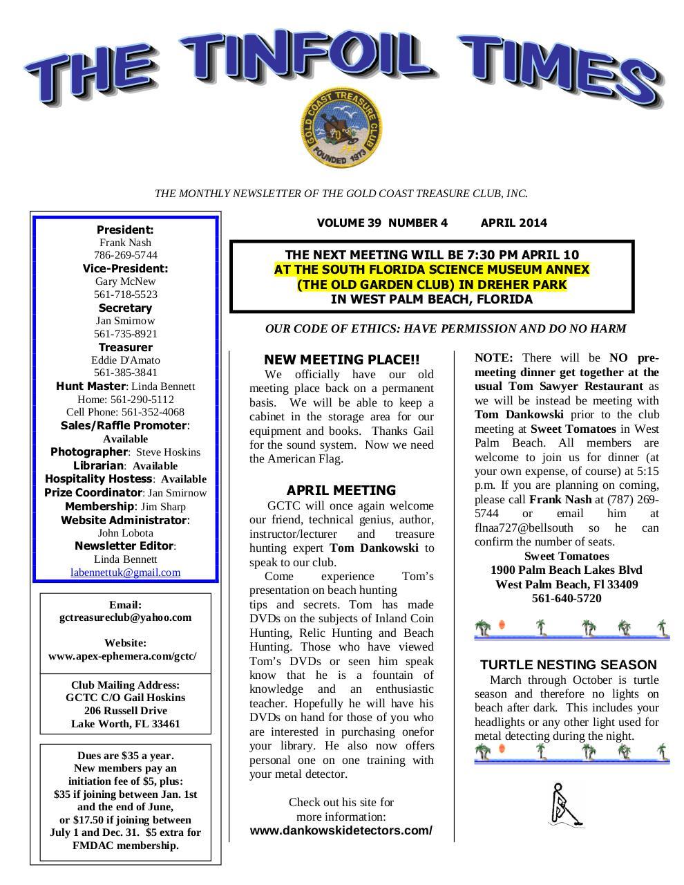 Preview of PDF document 2014-april.pdf - Page 1/6