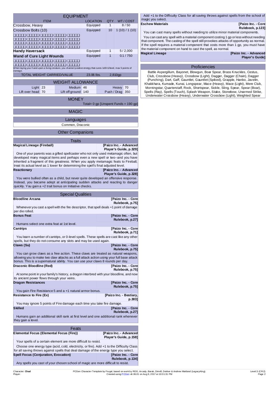 Document preview Chad.pdf - page 2/4