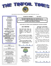 gctc 2013 july newsletter