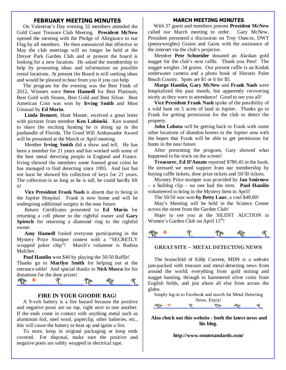 Preview of PDF document gctc-april-2013-newsletter.pdf - Page 5/10
