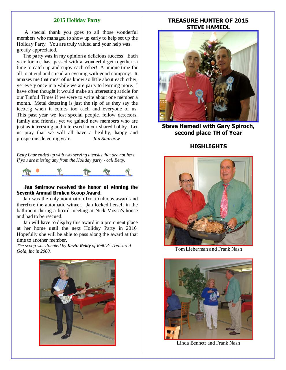 Preview of PDF document gctc-february-2016-newsletter.pdf - Page 3/6