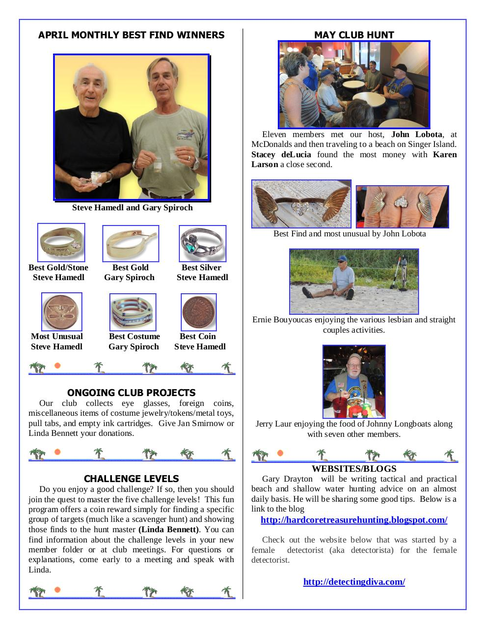 Preview of PDF document gctc-june-2013-newsletter.pdf - Page 2/5