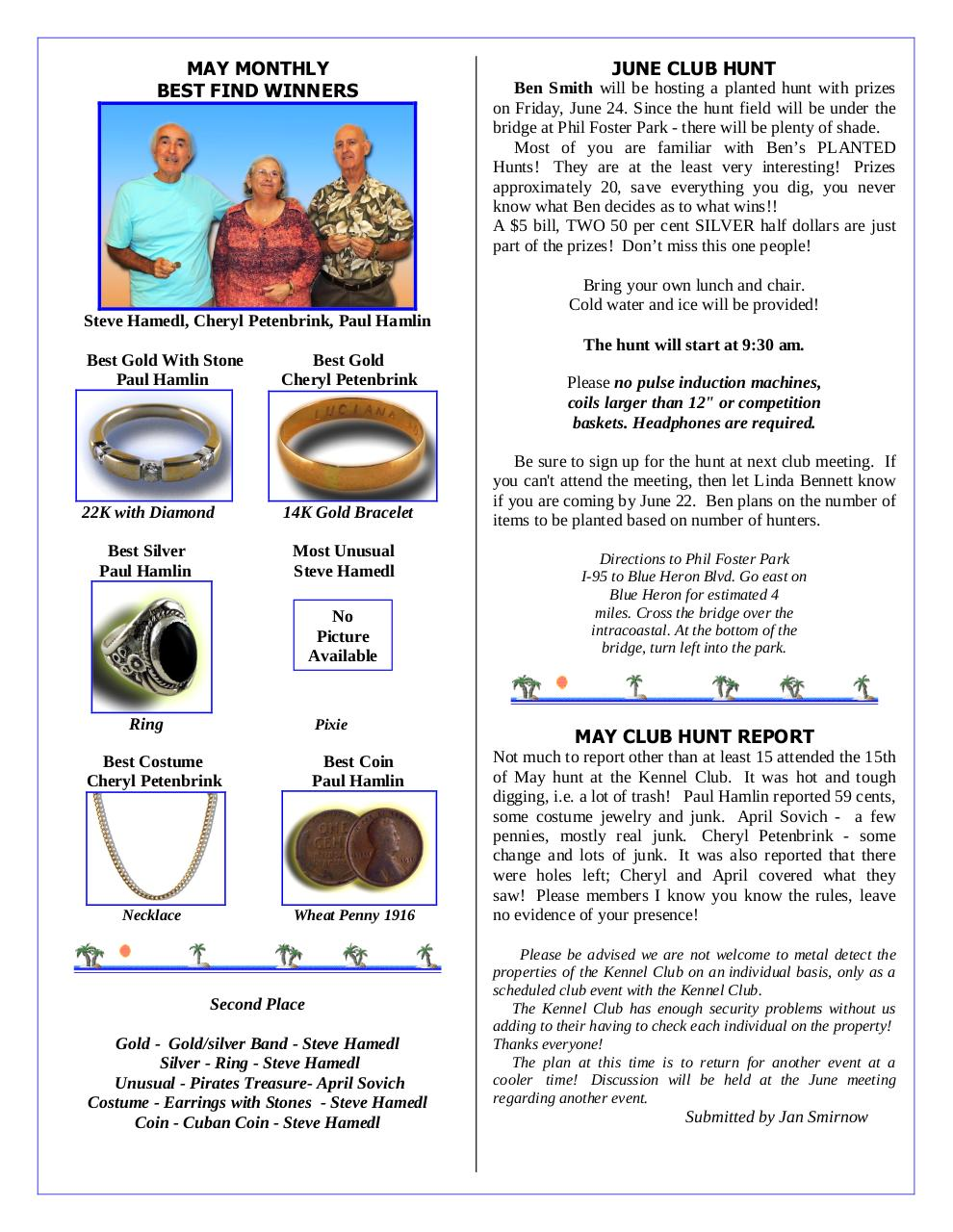 GCTC June 2016 Newsletter.pdf - page 2/4