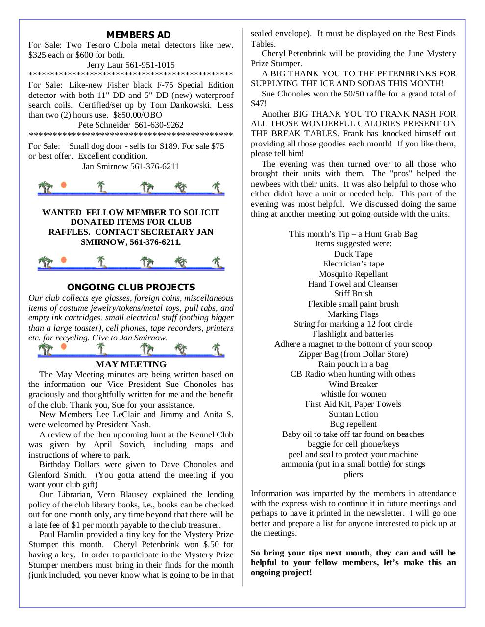 GCTC June 2016 Newsletter.pdf - page 3/4