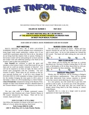 gctc may 2013 newsletter