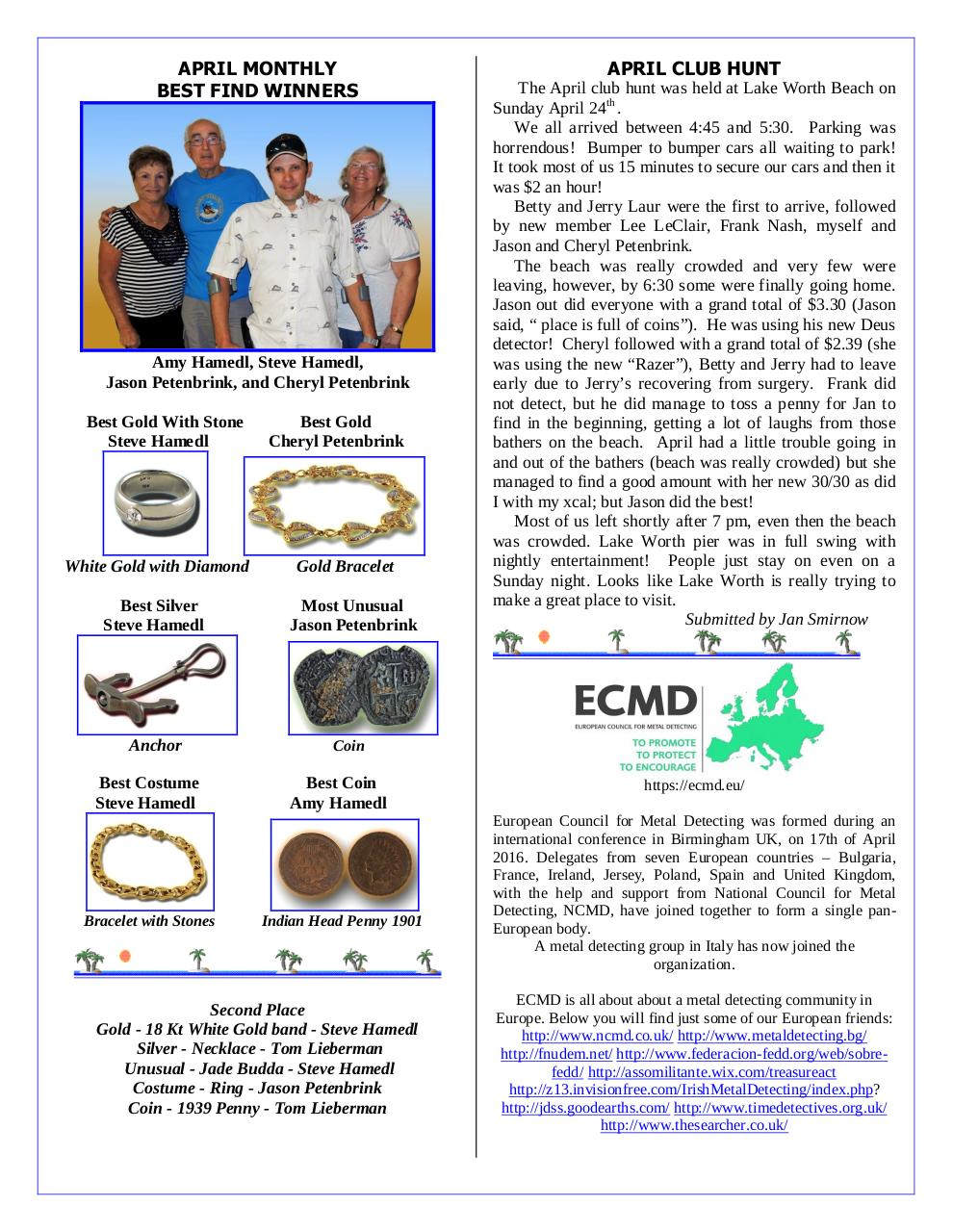 GCTC May 2016 Newsletter.pdf - page 2/4