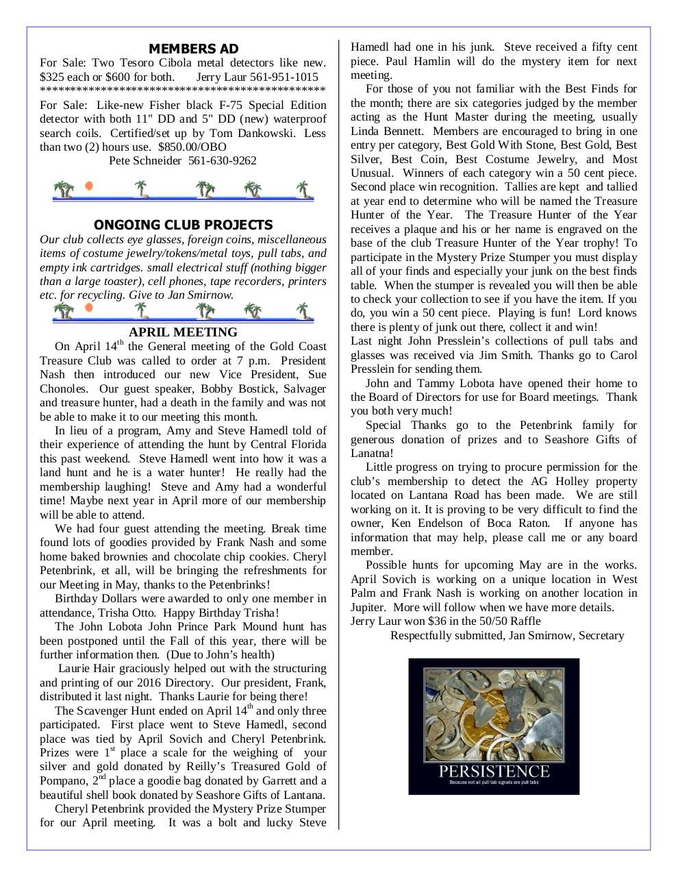 Preview of PDF document gctc-may-2016-newsletter.pdf - Page 3/4