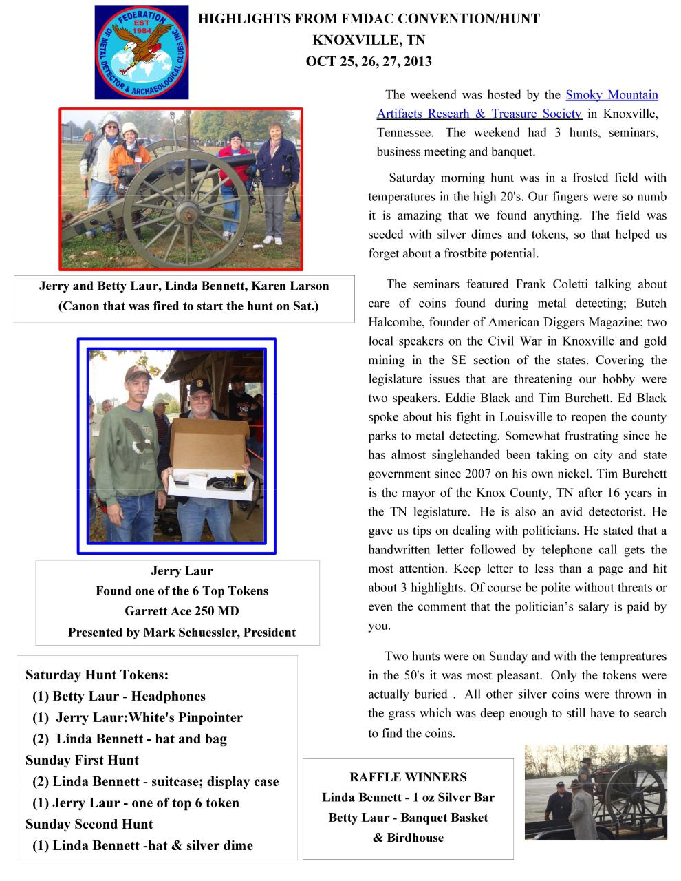 Preview of PDF document gctc-november-2013-newsletter.pdf - Page 4/6