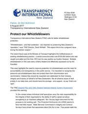 PDF Document protect our whistleblowers