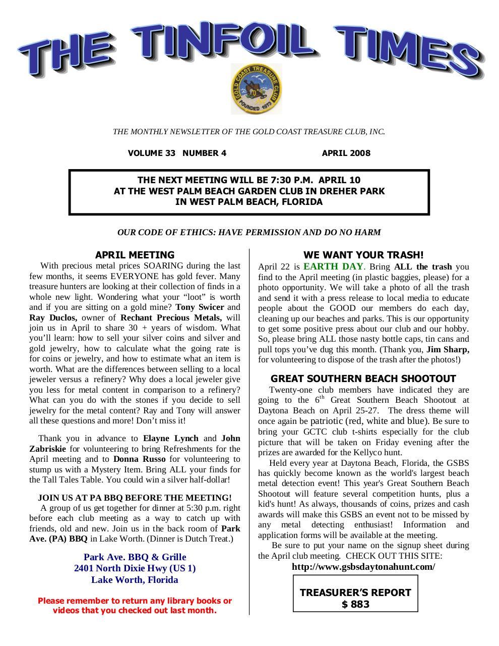 Preview of PDF document 2008-april.pdf - Page 1/8