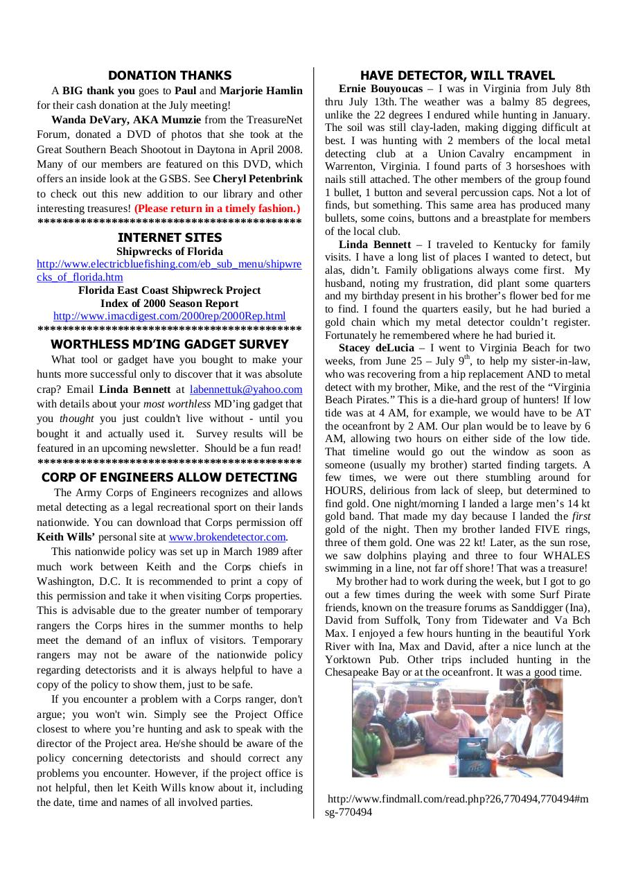 Preview of PDF document 2008-august.pdf - Page 6/10
