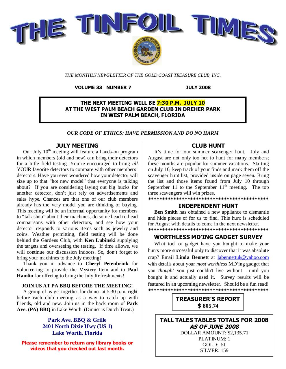 Preview of PDF document 2008-july.pdf - Page 1/8