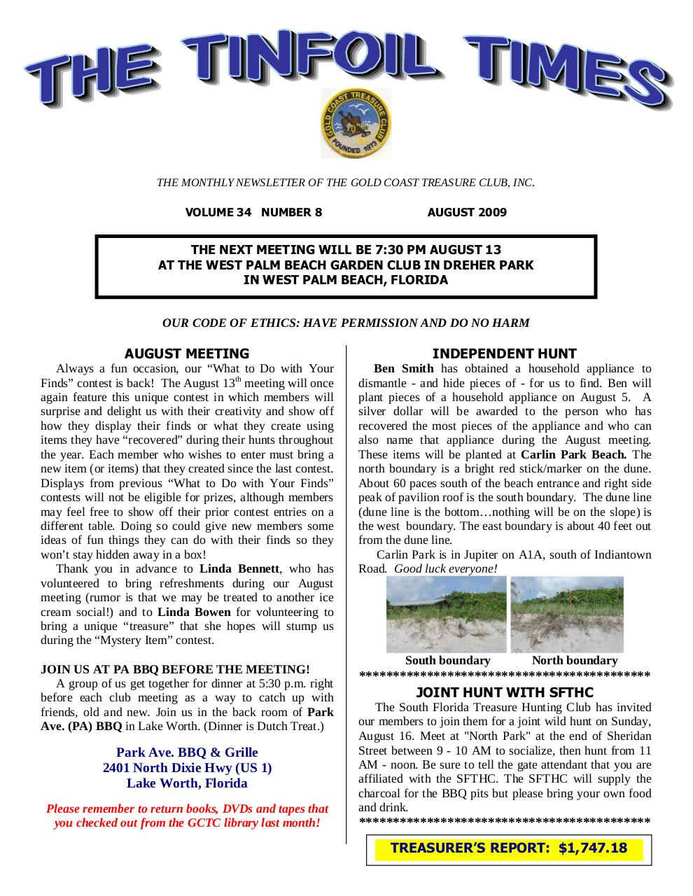 Preview of PDF document 2009-august.pdf - Page 1/8