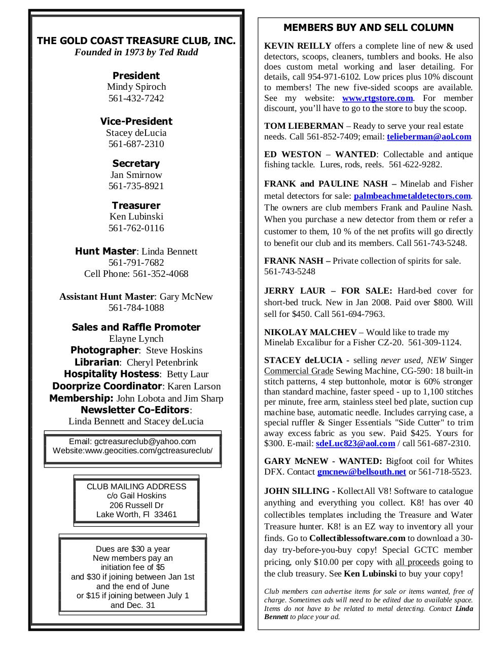 Preview of PDF document 2009-january.pdf - Page 2/10