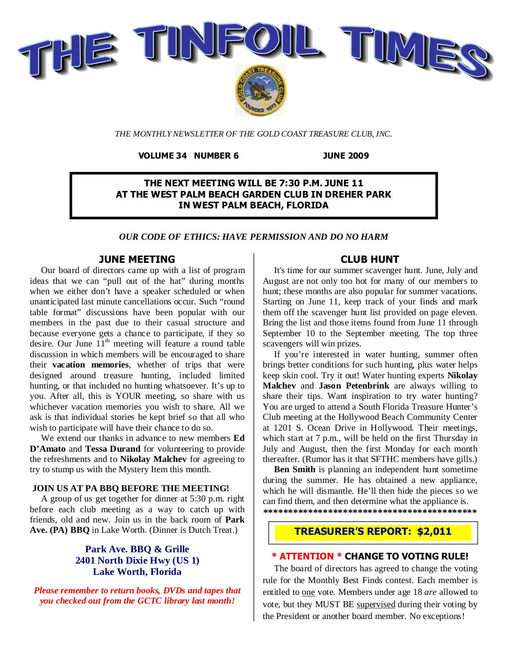 Preview of PDF document 2009-june.pdf - Page 1/12