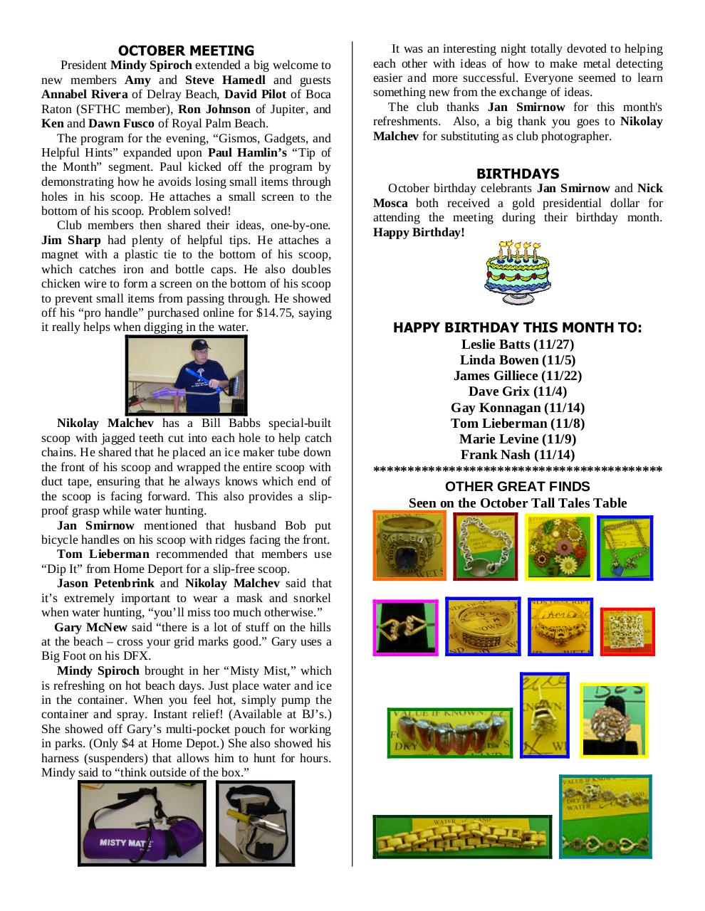 Preview of PDF document 2009-november.pdf - Page 4/8