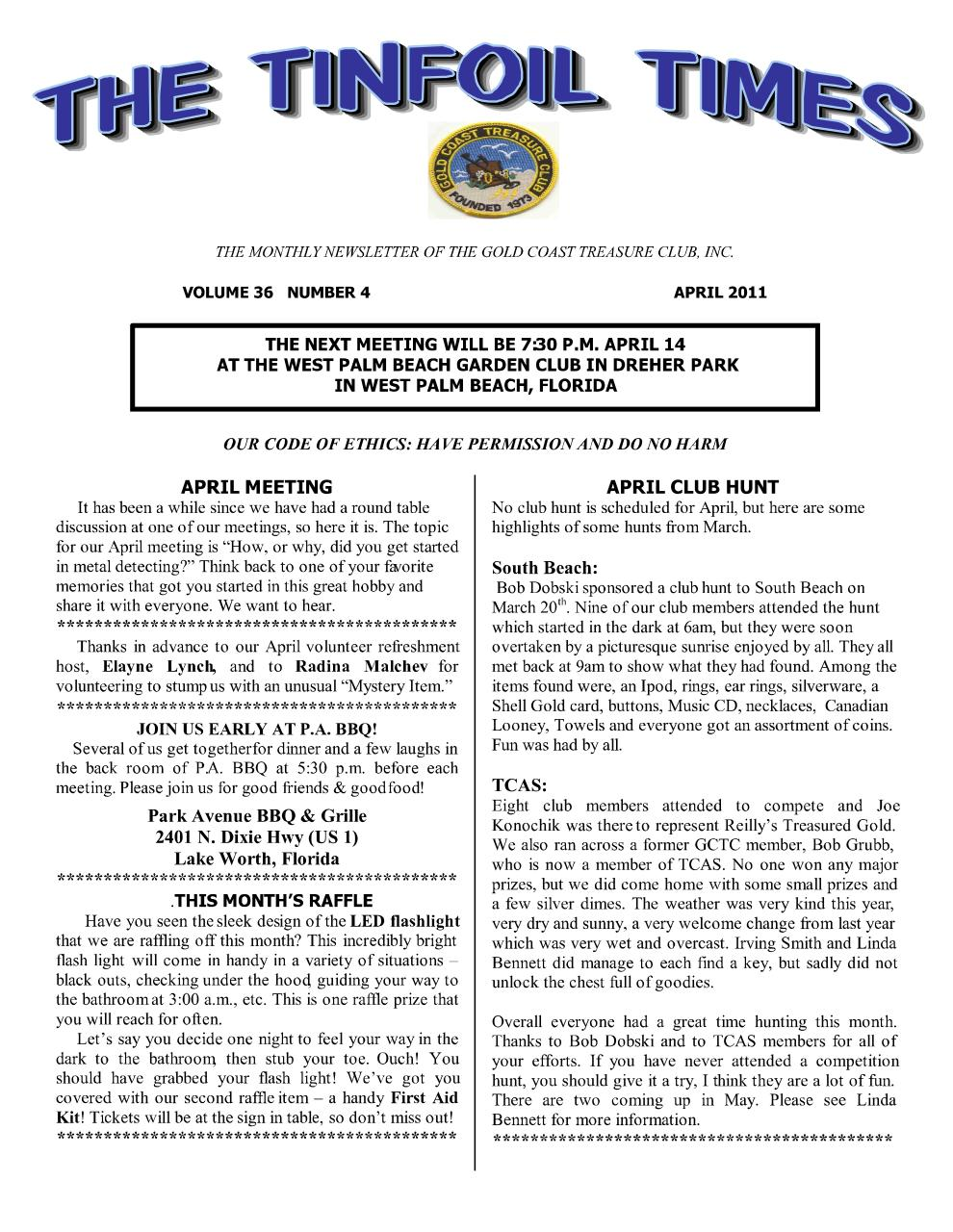 Preview of PDF document 2011-april.pdf - Page 1/6