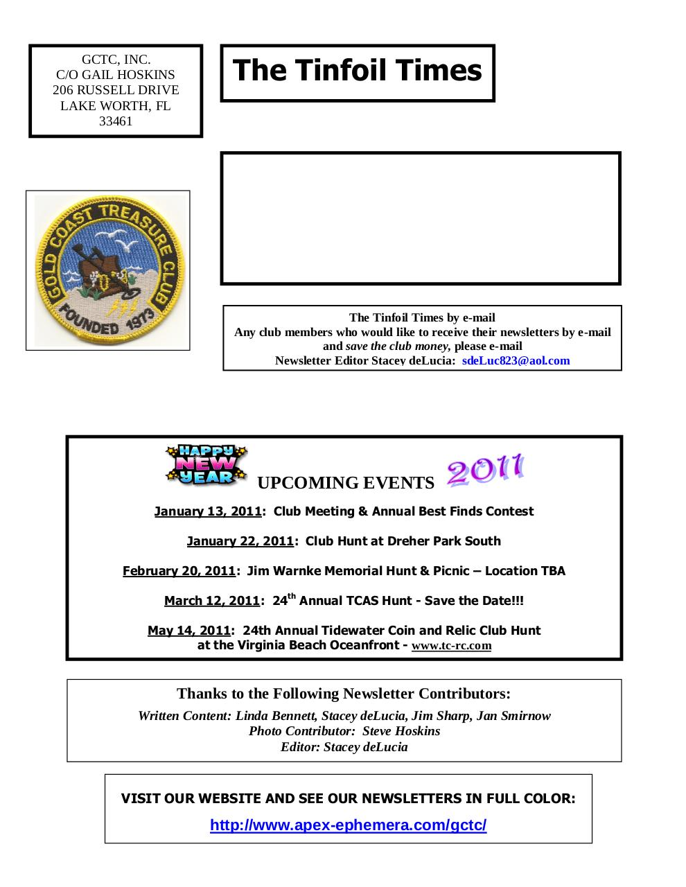 Preview of PDF document 2011-january.pdf - Page 11/11