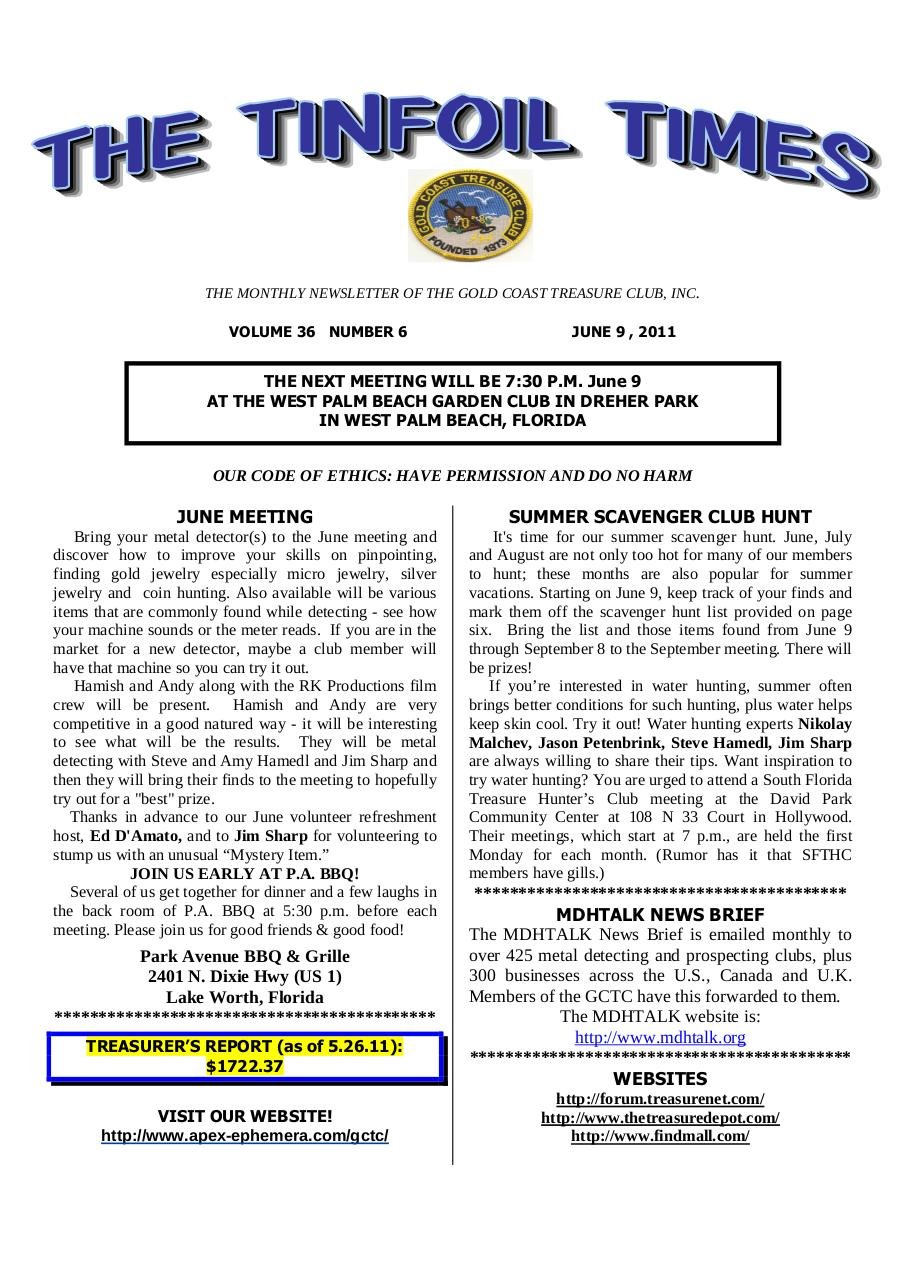 Preview of PDF document 2011-june.pdf - Page 1/6