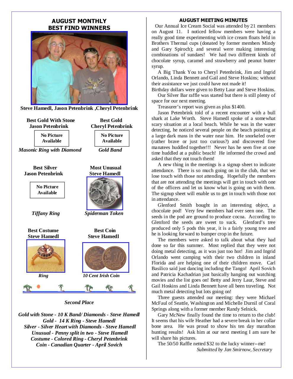 GCTC Sept 2016 Newsletter.pdf - page 2/6