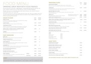 glasgow food menu june 2017 1