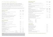 glasgow food menu june 2017 1