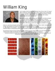 william king bio
