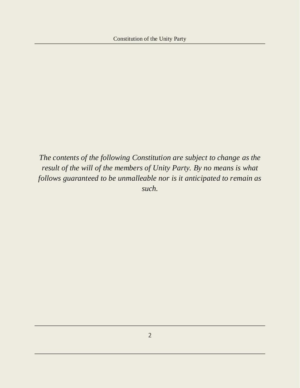 Constitution of the Unity Party.pdf - page 2/15