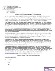 PDF Document just mturk consent