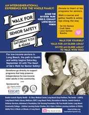 walk for senior safety heart of ida 2017