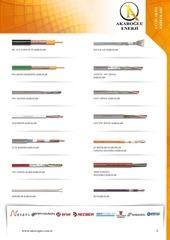 akaroglu enerji katalogu zay f ak m kablolar