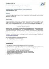2010816 job position bim junior tga engineer