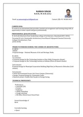 PDF Document resume