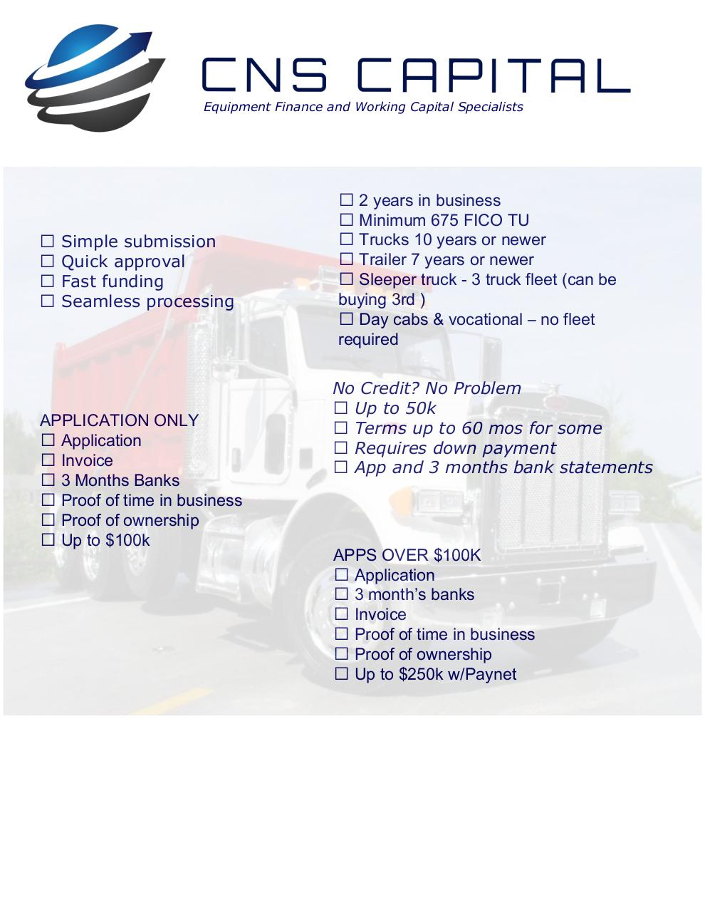 Document preview Trucking Info.pdf - page 1/1