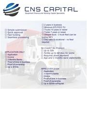 PDF Document trucking info