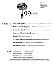 PDF Document bar menu