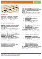 yen antropoloji sosyal bilgiler abt akademi