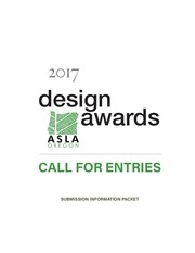 2017 designawards cfe submissioninformationpacket