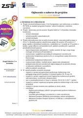 PDF Document zs3 krasnik 0 og oszenie o projekcie