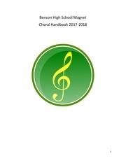 benson choral handbook 17 18