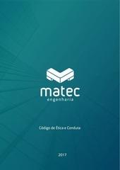 PDF Document matec engenharia codigo de Etica e conduta