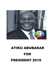 PDF Document atiku abubakar for president 2019 by habieb sanie hamiesu