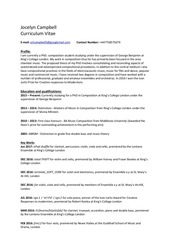 jocelyn campbell cv composition 2017